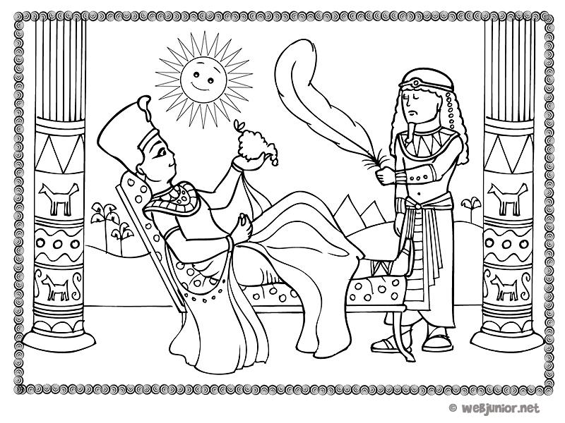 Coloriage A Imprimer Egypte Antique.La Princesse Egyptienne Coloriage Princesses Gratuit Sur