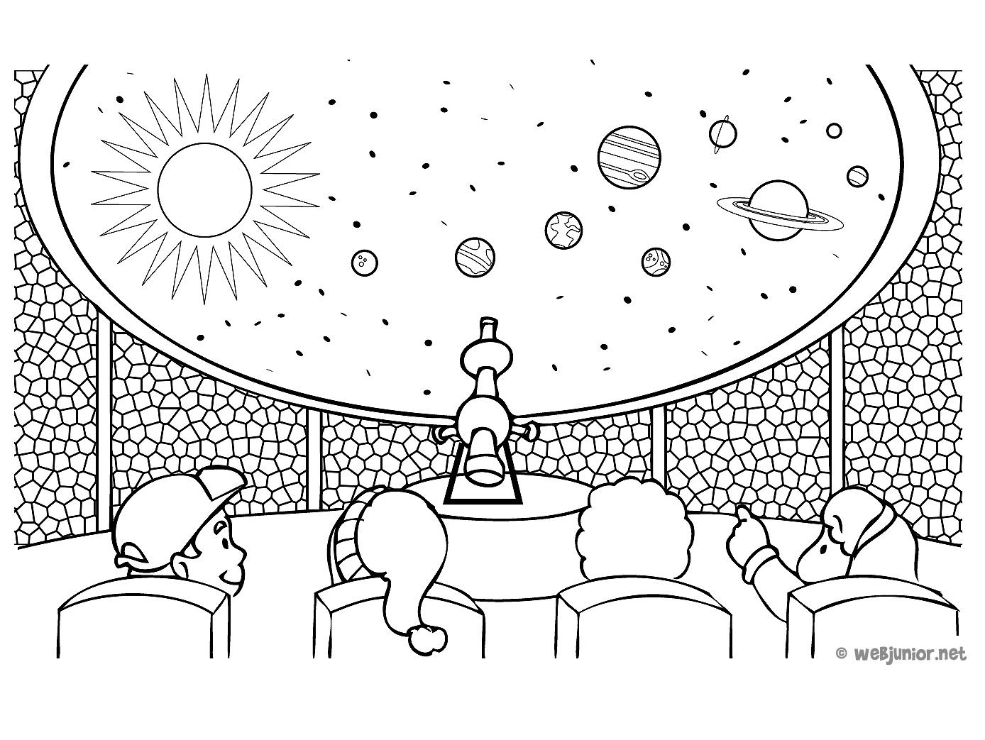 le planetarium 258