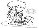 Castor Bucheron Coloriage Animaux Gratuit Sur Webjunior