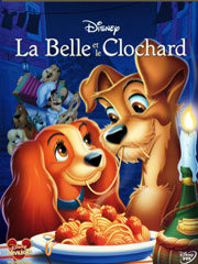 la belle et le clochard 1989